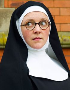 BBC Series: The Sister Boniface Mysteries Ready for a new British cozy mystery series, featuring a warm, smart-as-can-be young nun? The Sister Boniface Mysteries is a Father Brown spin-off from BBC. Best Mysteries, Cozy Mysteries, British Mystery Series, Detective, Best Romantic Movies, Netflix Movies To Watch, Tv Series To Watch, Hollywood Icons, Movies