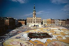 Beautiful Zamosc http://www.travelandtransitions.com/european-travel/