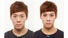 남자 아이돌 메이크업_Light Male-K-pop Star Makeup