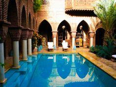 Marrakech Morocco | marrakech hotels pool Marrakech City of Morocco