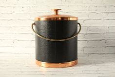 Vintage Coppercraft Guild Copper Ice Bucket by BrooklynBornFinds