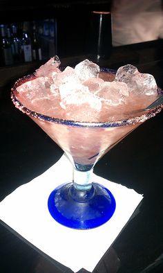Watermelon Margarita ~ Longhorn Steakhouse....amazing!!!!