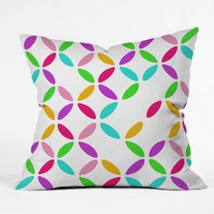 Aimee St Hill Colour Block Throw Pillow | $39.00