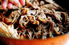 Dr P shredded pork TPW_0192 by Ree Drummond / The Pioneer Woman, via Flickr