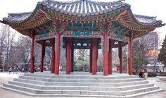 Pagoda Park - Tapgol Park - Seoul South Korea 21