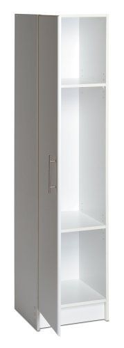 Prepac Elite Collection 16 Inch Broom Cabinet By Prepac, Http://www
