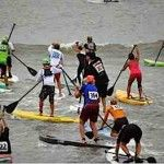 Stand Up paddle surfing and racing can be tough on your shoulders. Here's some ways to mitigate the impact on your joints