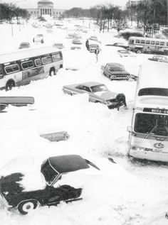 Blizzard of '67 (Chicago in Winter, Day 23). I had a picture of Naperville on or…