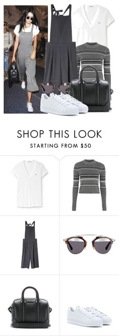 Kendall Jenner by justadream133 on Polyvore featuring Topshop, Lacoste, adidas, Givenchy, Christian Dior and Forever 21