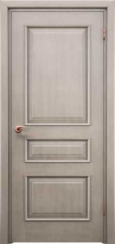 Dark wood interior door with white moulding i am going to for Wood entry door manufacturers