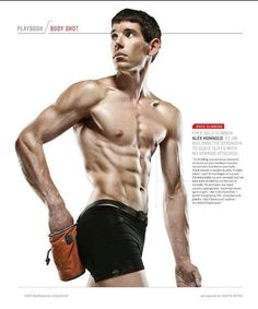 Alex Honnold as you've never seen him before!