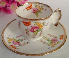 Hey, I found this really awesome Etsy listing at https://www.etsy.com/listing/216652801/rare-royal-albert-tea-cup-with-a