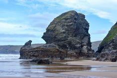 #beach #blue sky #cliff coast #cliffs #coast #cornwall #grass #low tide #ocean #rocks #rocky #sand #sandy #sea #sky #tide #tides #water