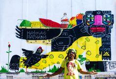 #graffiti #iluminarte #faelprimeiro #streetart