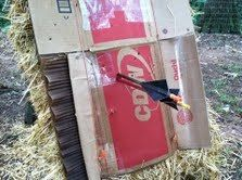 Down and Dirty DIY: Fletching Arrows with Duct Tape