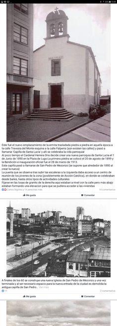 Santa Lucía Capilla