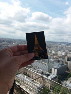 La Tour Eiffel 🗼 #eiffel#paris#france