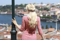 Lilith Moon: Vacation hairstyles for medium long hair