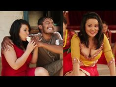 Jyoti Magar's  Hot Comedy video 2072  DHADE BIRALO by Shreedevi Devkota ...