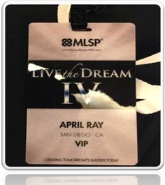 mlsp live the dream 4