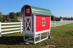 HERE IS A FUN IDEA FOR A CHICKEN COOP  Beware! Chicken Coops they sell at the store are not safe for your chickens. They aren't raccoon, opo...