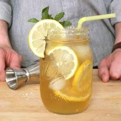 Sparkling Rum Lemonade recipe