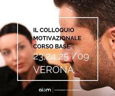 Verona-Corso Base di Colloquio Motivazionale-23,24,25 settembre