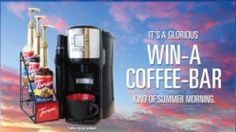 Torani – Win 1 of 24 Coffee Bar Prize Packs!