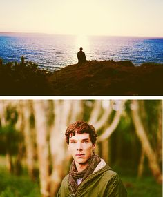 I cried watching this. Benedict is so brilliant. Third Star.