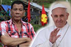 Philippines President Says Catholic Church Is Full Of Shit #news #alternativenews