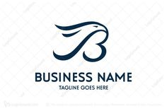 Logo for sale: Unique letter B eagle logo. The symbol itself will looks nice as social media avatar and website or mobile icon. eagle falcon hawk logo logos Finance company Financial investment Credit union eCommerce consultant clothing consultation Construction Accounting Financial young modern simple stability product business brand design graphic unique recognized professional usa american us united states of america buy purchase sell on sale sold app apps game software application