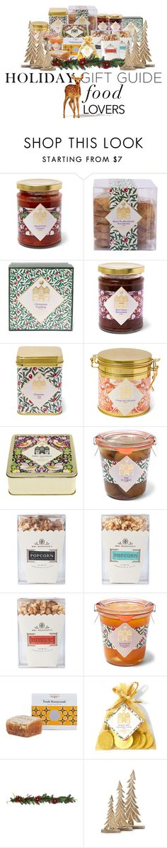 """""""Gourmet Gifts For The Food Lovers"""" by maggiecakes ❤ liked on Polyvore featuring interior, interiors, interior design, home, home decor, interior decorating, Flowers of Liberty, Neiman Marcus and CO"""