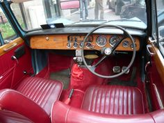 British Car, Design Cars, Car Brochure, Bus Coach, Car Interiors, Commercial Vehicle, Step Inside, Motor Car, Cars And Motorcycles