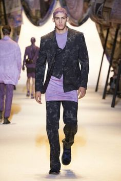 Versace#menswear#show#2016