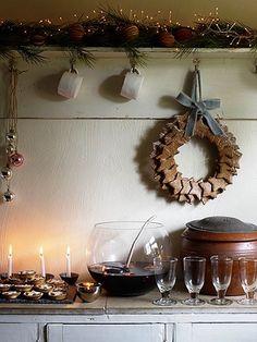vin brulée, Christmas punch