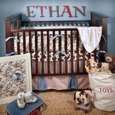 Giddy Up Cowboy Crib Bedding