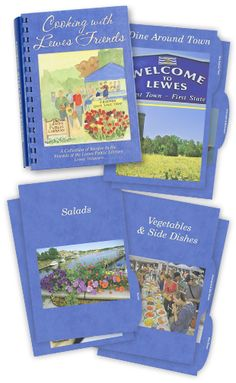 2013 Finalist - Cooking With Lewes Friends