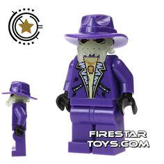 LEGO Space Police Mini Figure - Space Police 3 Alien – Brick Daddy