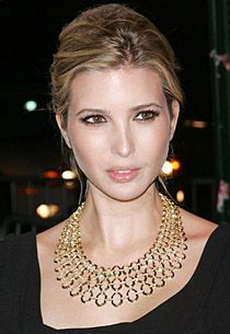 She is always in style...incredible style Ivanka Trump