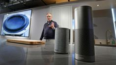 There are over 25,000 Alexa skills, and now there's a new line of Echos that can keep up with them.   Amazon unveiled its newest line of products on Wednesday, spearheaded with their next generation Echo. Alexa, Amazon's voice control system, now has a new home in the new Amazon Echo, Echo... - #Amazon, #Echo, #TopStories