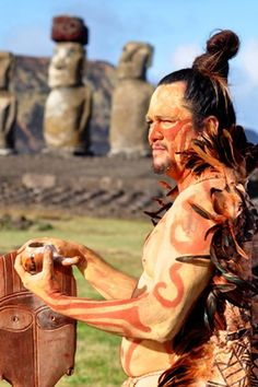 Polynesians - Rapa Nui