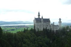 5 Snow White's castle - Palace Neuschwan, Munich, Germany