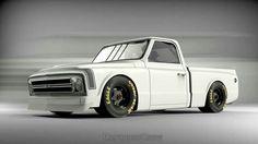 NASCAR-look C/10