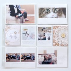 Project Life Feb 2014 by LilyandTwig at @studio_calico