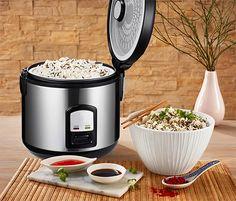 Varič na ryžu Rice Cooker, Kitchen Appliances, Diy Kitchen Appliances, Home Appliances, Kitchen Gadgets