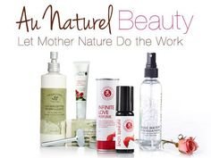 Au Natural Beauty...actually not a blog but is a place where you can purchase lots of natural beauty products.