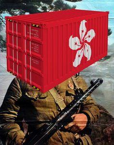 China Cargo by Thomas Robson