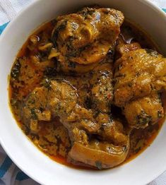 Top 10 popular Igbo Soups - Ou Travel and Tour Healthy Cooking, Cooking Recipes, Healthy Recipes, Tasty Meals, Curry Recipes, Healthy Foods, Healthy Eating, Nigerian Soup Recipe, Nigeria Food