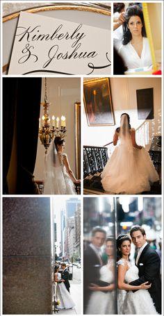 A Yale Club Wedding - Kimberly & Joshua