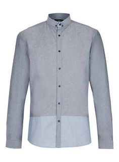 Selected Homme 'Silver' Shirt - Long Sleeve Shirts - Men's Shirts  - Clothing
